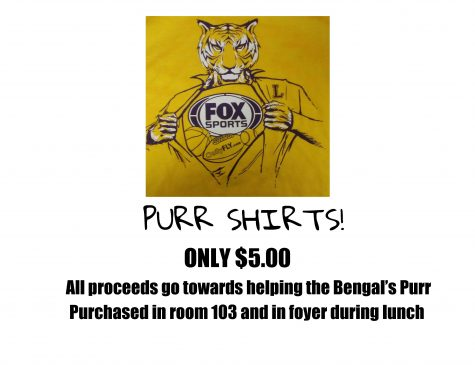 T-shirt sales, gift card raffle support student newspaper