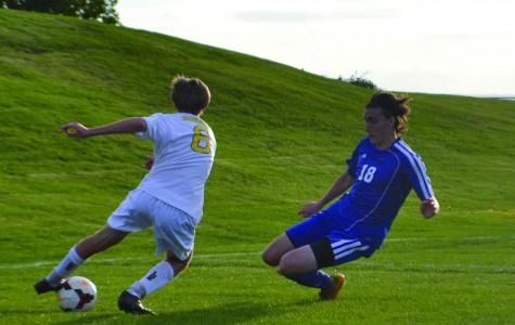 Varsity soccer teams fall short of state