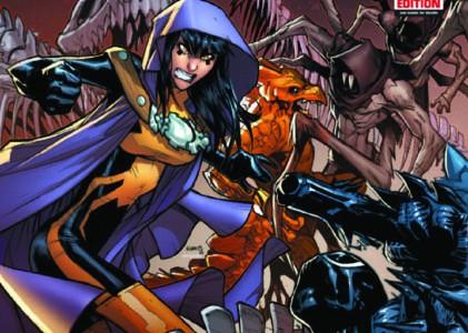 New comic a spider smash