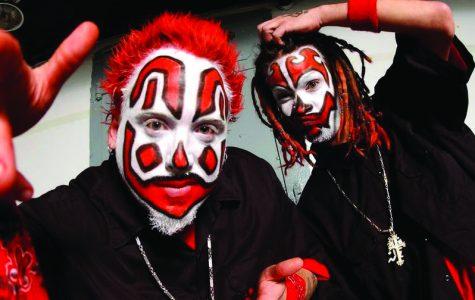 Insane Clown Posse receives hate, praise for clown media