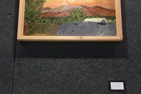 New art display lights up campus