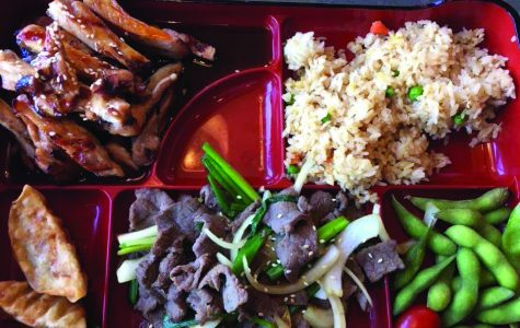 Red Bento provides powerful palate-exploding flavors