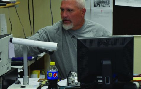 Pancheri passes for yardage in head coach position