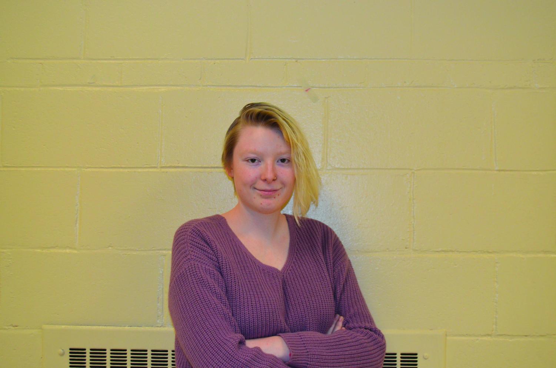 Annabelle Ady, Opinion Editor.