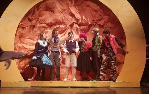 LHS-CHS 'Giant Peach' on stage through Dec. 16