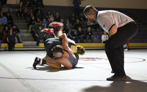 CHS and LHS wrestling dual– Slideshow