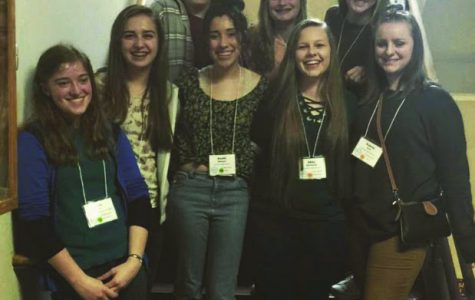 Newcomers gain invaluable experience at All-State Choir