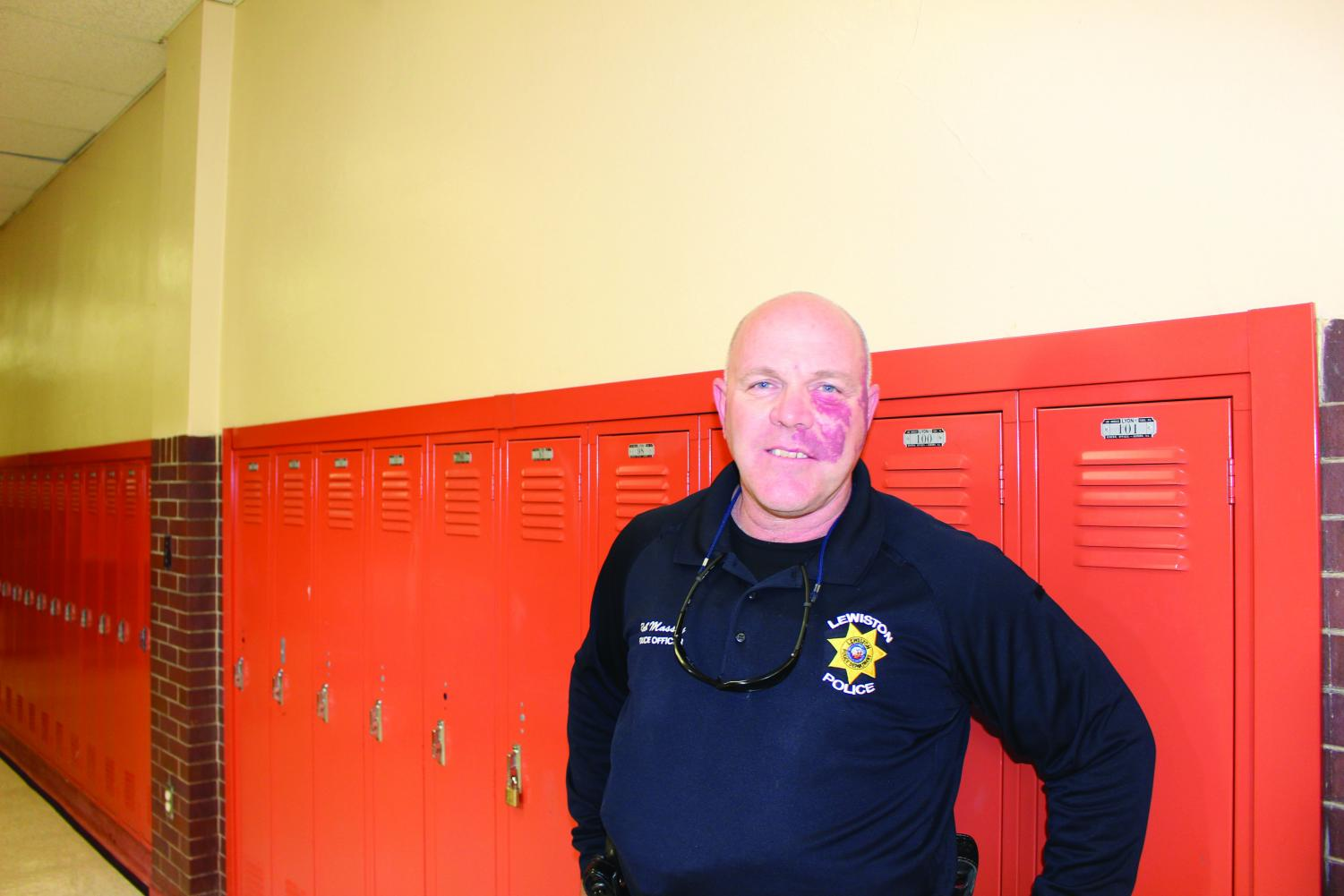 Robert Massey, LHS Student Resource Officer