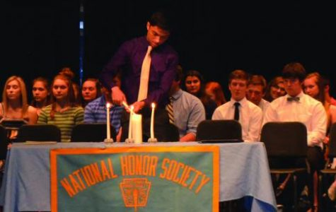 National Honors Society inducts 43 new members for 2018
