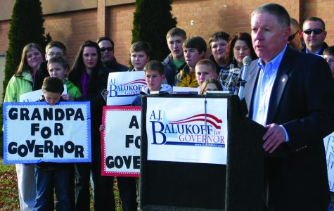 State candidates aim to help students