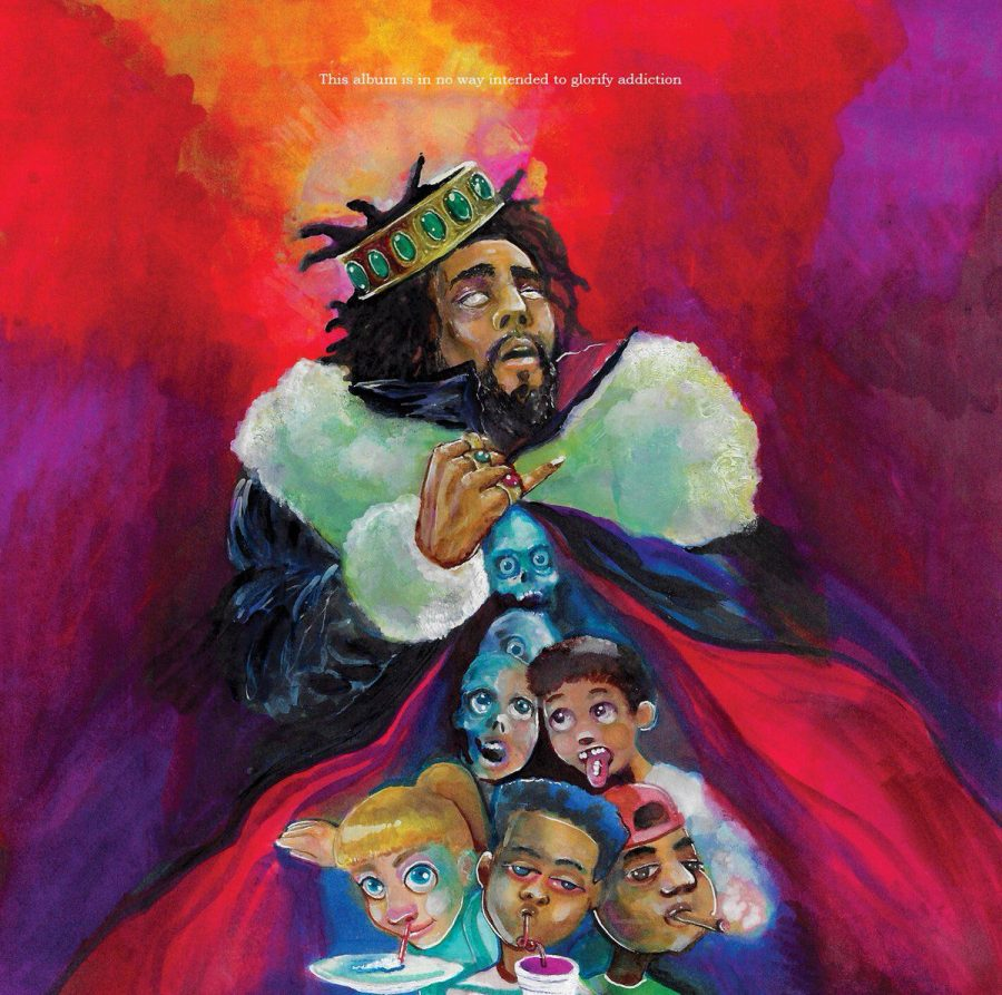 J.+Cole+sets+himself+apart+with+new+release%2C+KOD