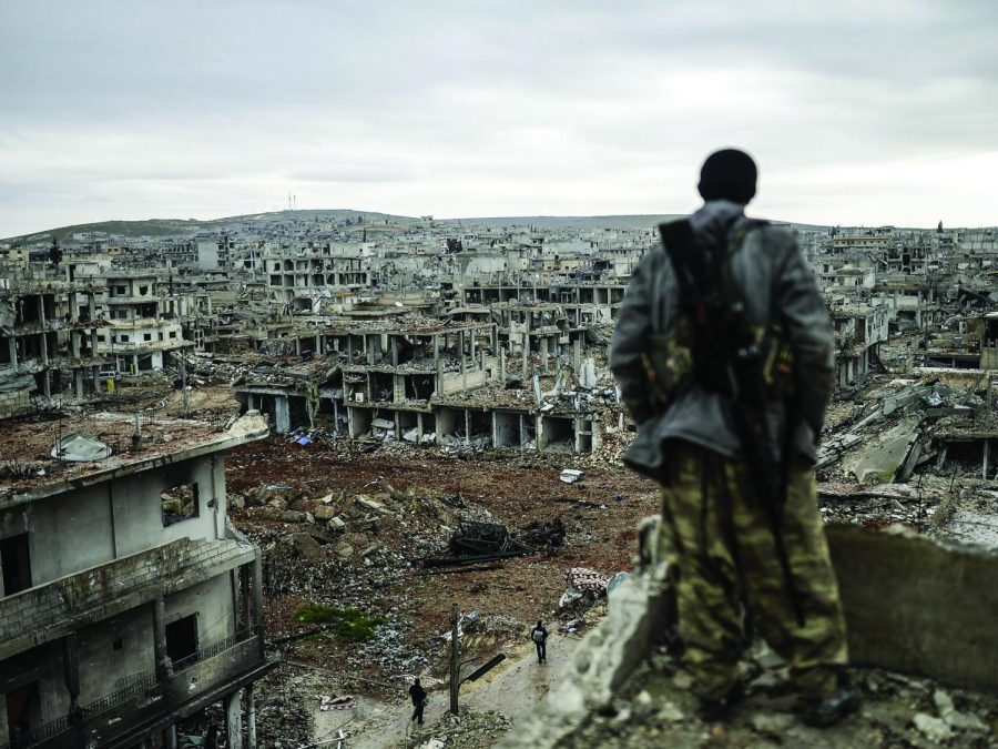 Why Syria needs U.S intervention