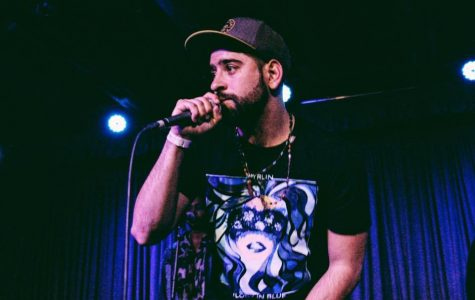 Myrlin returns to valley for slam poetry with teens