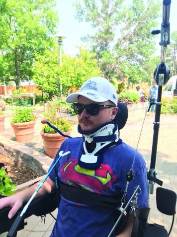 Zack Moore stays strong through paralyzing accident