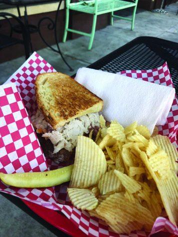 Stax Serves delicious, unique sandwiches