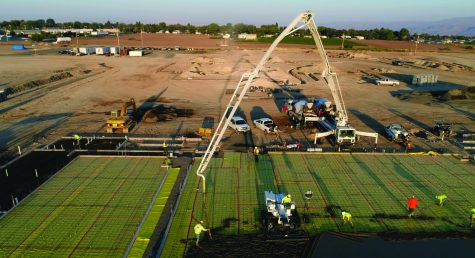 New school starts construction