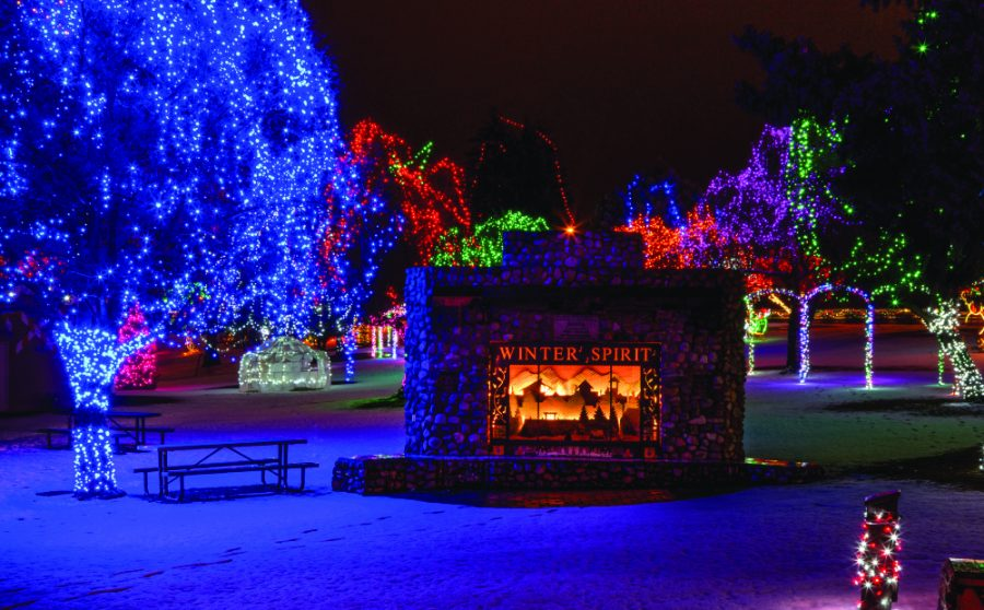 The+warm+%E2%80%9Cwinter+spirit%E2%80%9D+fire+burns+in+the+heart+of+Locomotive+Park+in+Lewiston+in+2017.+