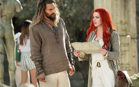 Arthur and Mera stand together. Photo courtesy of IMDB.