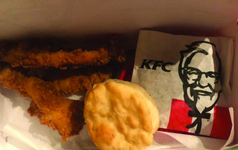 KFC strikes back at new Lewiston location
