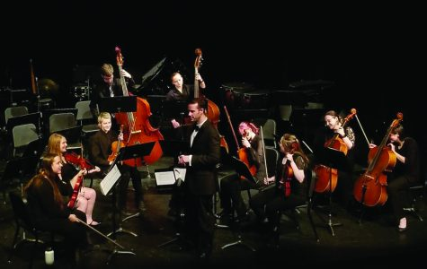 Music department performs in busy spring season