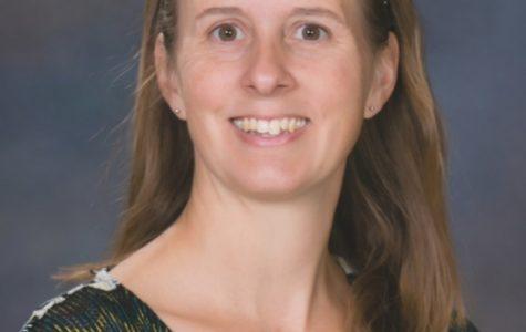 Julie Bieker-Bender coordinates the LHS SPARC program with LCSC.