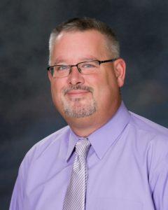 LHS principal Kevin Driskill. Photo courtesy of lewistonschools.net.