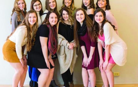 Hall takes home Distinguished Young Woman title