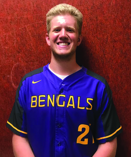 Dawson Bonfield talks about his time playing varsity baseball for the Lewiston High School team.