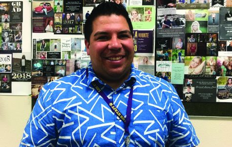 Guzman shares parting words after five years at LHS