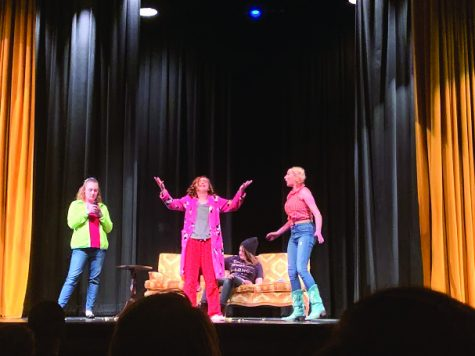 LHS drama department ends year with one-acts, follies