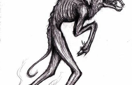 Mysteries of the woods: Wendigo