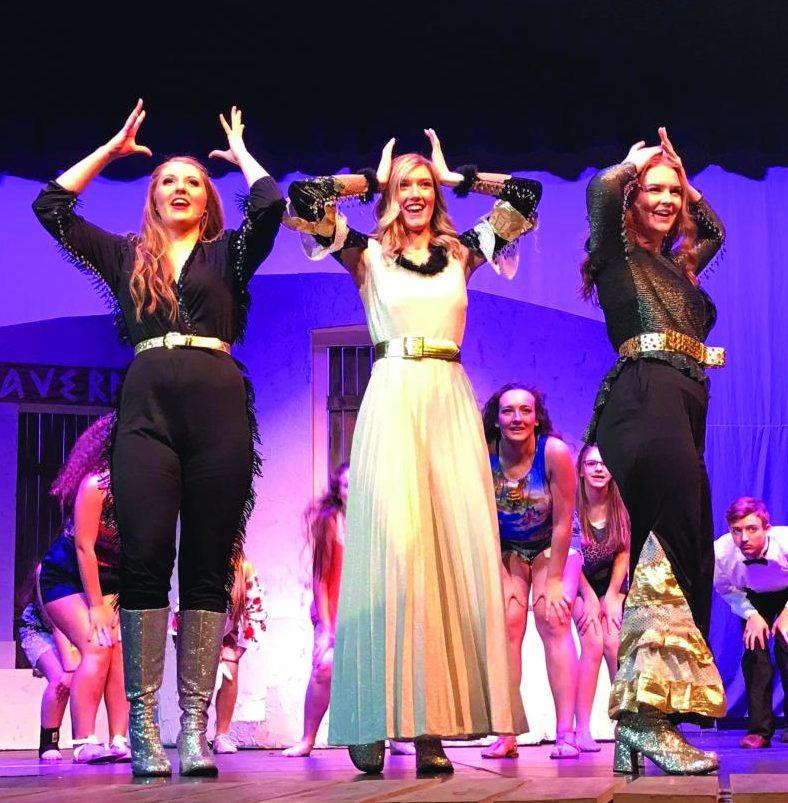 Clarkston High School actors perform in
