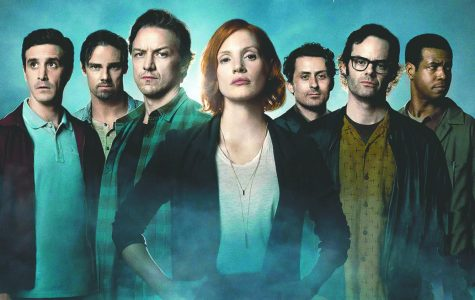 The actors of the Loser's Club stand as their characters for a promotional image from Entertainment News. Photo courtesy of IMDb.