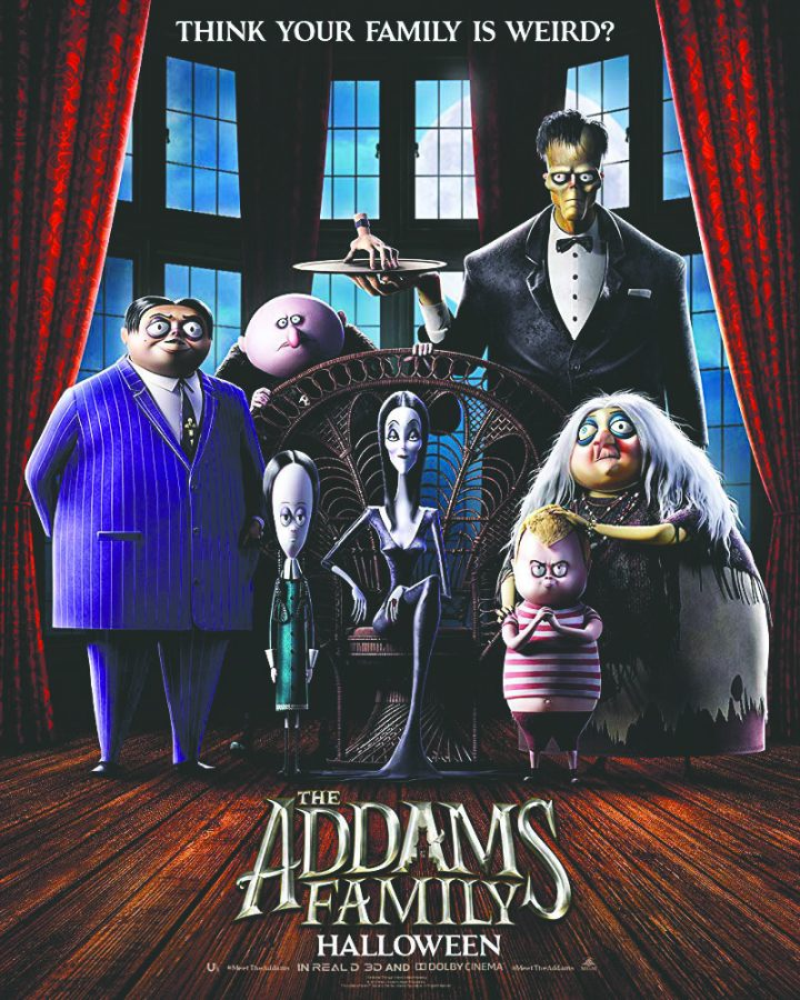 The+poster+for+the+most+recent+adaptation+of+The+Addams+Family.+Photo+courtesy+of+IMDb.+