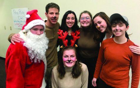 LHS Drama Christmas play tours Lewiston Schools