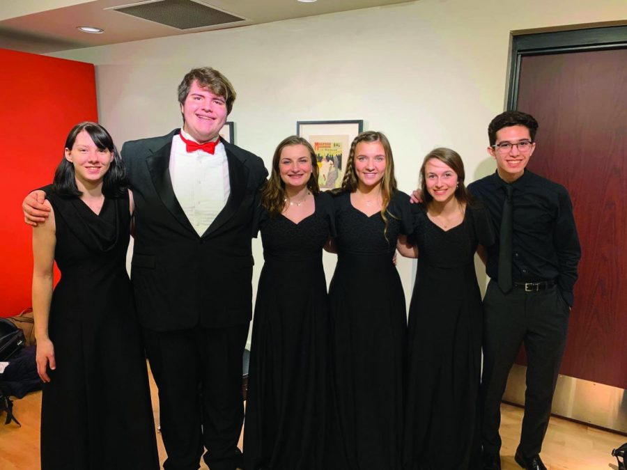 All-State choir offers unique experiences for students