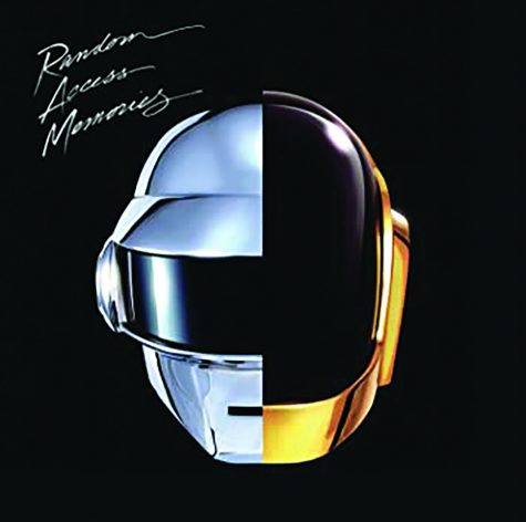 Daft Punks Random Access Memories album cover
