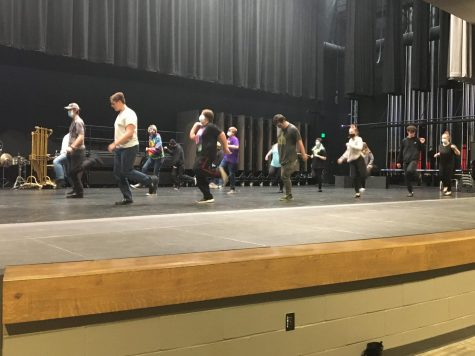 Drama prepares for light-hearted musical